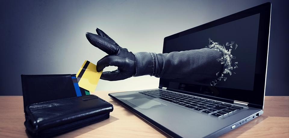Fake Shop Kreditkarte
